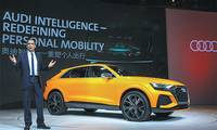 SUVs, new energy models stand out at industry expo