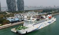 Cruise travel rides wave of growth in China
