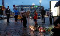 Horrible knife attacking in Finland's Turku