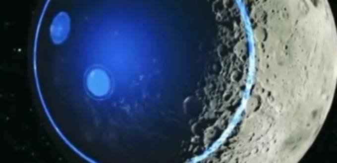 China plans manned outpost on moon