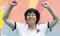 Jenny Lang Ping named vice president of Chinese Volleyball Association