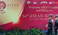 ASEAN vows to maintain multilateral trade system amid rising trade protectionism