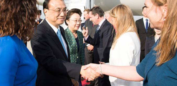 Premier Li calls for renewing China-Netherlands friendship