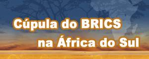 Cúpula do BRICS na áfrica do Sul